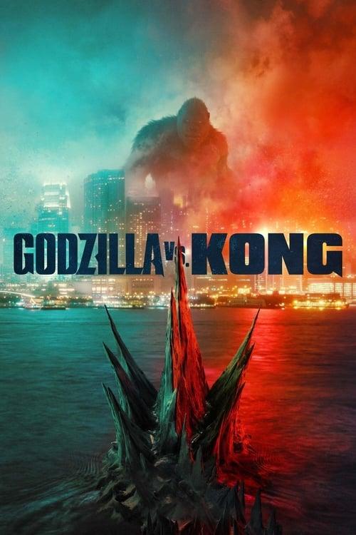 Godzilla vs Kong (PG13)