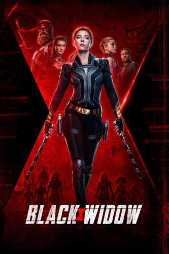 Black Widow - Rated PG13