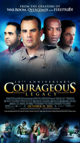Courageous Legacy - Rated PG13