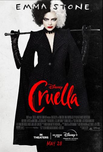 Cruella - Rated PG13